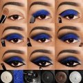 makeup-deep-blue-eye-makeup