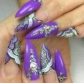 nail-art-design-sharp-nails